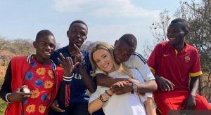 British woman, 26, takes on 14 Tanzanian childrenafter volunteering in an orphanage on her gap year