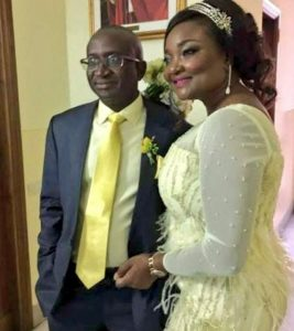Just in: Wife of Senator Ndoma-Egba dies in fatal motor accident