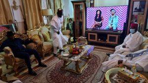 2023: Fani-Kayode calls APC governors betrayals for visiting Jonathan [PHOTOS]