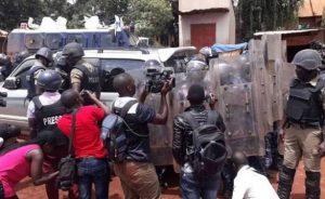 Uganda Police To Probe Deadly Crackdown On Protesters