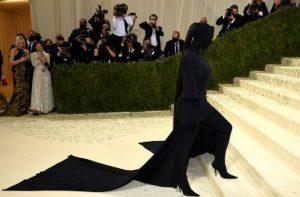 Kim Kardashian's Met Gala Look Rewrote the Red Carpet's Rules