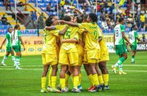 South Africa beat Nigeria 4-2 to win Aisha Buhari Cup